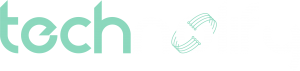 The Technolify logo, a modern font logo with Green and White text.